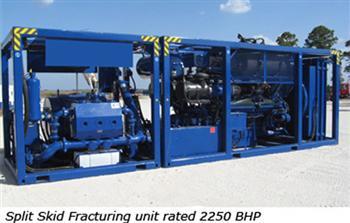 Skid Fracturing Pump,Pump Skid Frac Equipment